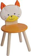 Детский стул  Котенок