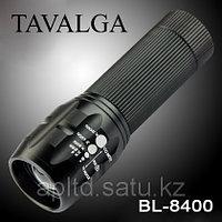 Фонарик светодиодный ручной Tavalga