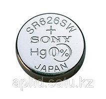 Батарейка 377 часовая таблетка Sony SR626SWN-PB
