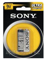 Батарейка 9V крона солевая Sony S006-PB1A 1шт