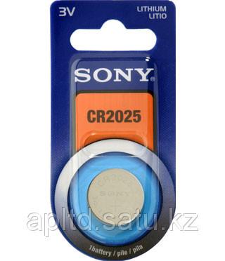 Часовая таблетка Sony CR2025B1A  на часы, калькулятор, сигнализацию