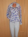 Женский спортивный молодежный костюм. Россия, хлопок., фото 3