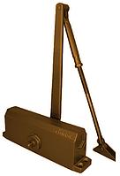 Доводчик двери до 120 кг E-605 (Bronze)