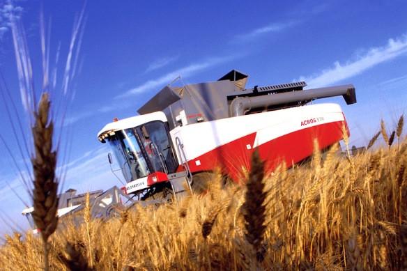 Зерноуборочная техника