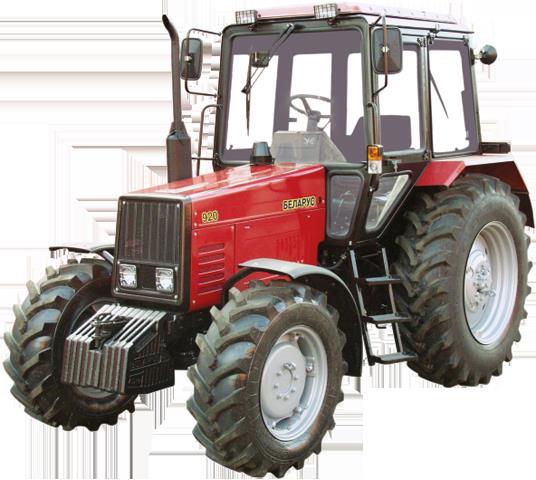 Тракторы Беларус-МТЗ