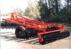 Почваобробатывающая техника