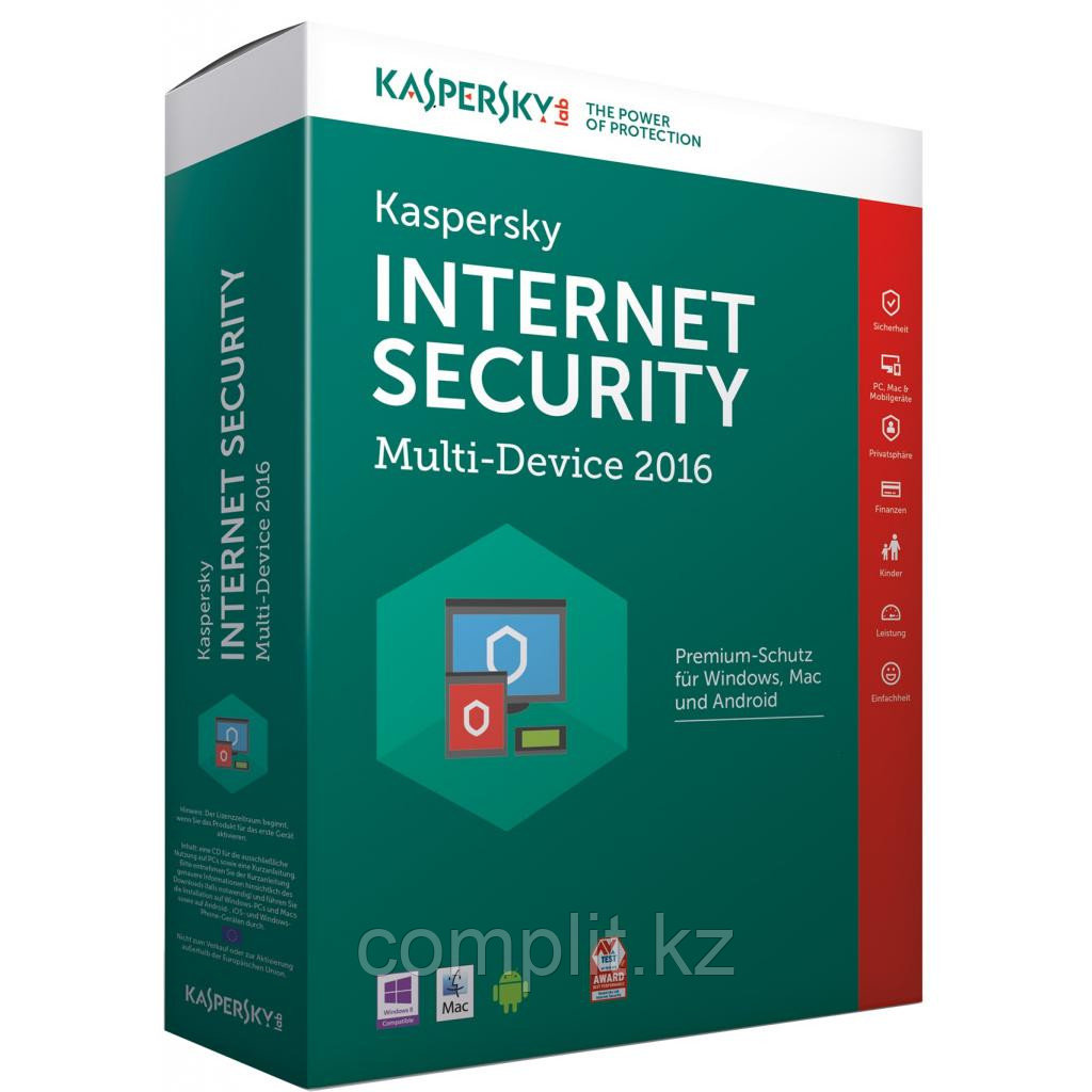 Kaspersky Internet Security Multi-Device Renewal 5Dt