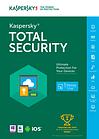 Kaspersky Total Security - Multi-Device Base 3Dt
