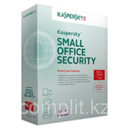 Kaspersky Small Office Security for Desktops, Mobiles and File Servers (fixed-date)