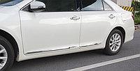 Хром накладка на двери Camry V55 (узкие), фото 1