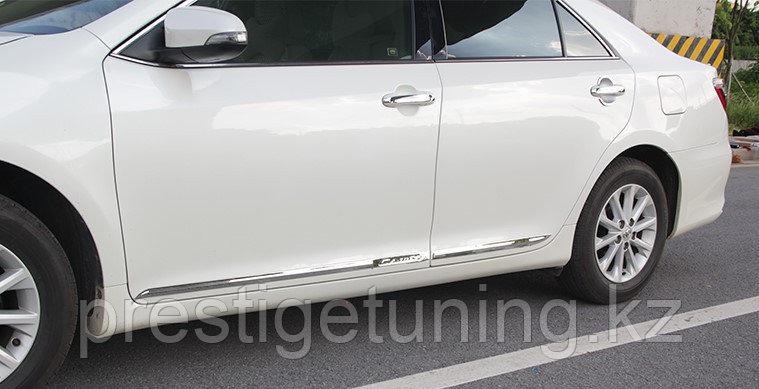 Хром накладка на двери Camry V50/55 (узкие)