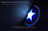 """Настенный светильник """"Капитан Америка"""", фото 2"""