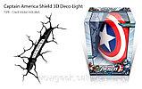 """Настенный светильник """"Капитан Америка"""", фото 5"""