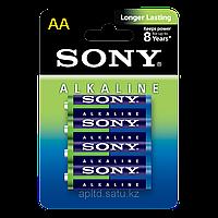 Батарейки LR6 AA Sony AM3L-B4D по 4 шт