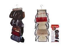 Органайзер для хранения небольших сумок Purse store (на вешалке)