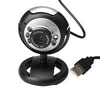 """Веб камера """"ANC WEB Camera+microphone, 640*480/1280*960 DPI,720HD,2.0 Mega Pixels M:052(сумочкa)"""""""