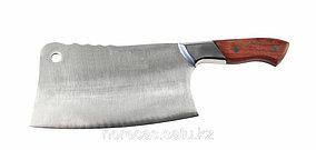 Нож-рубак 280 мм с деревянной ручкой [4504]