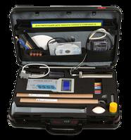 Переносная лаборатория для отбора проб и оперативного проведения приемо-сдаточного анализа топлива 2М6, 2М7