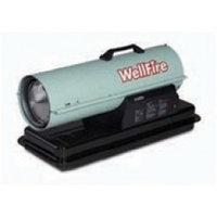 Дизельный нагреватель прямого действия Wellfire WF13
