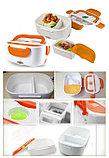 Контейнер для еды с подогревом Electric Lunch Box (ланч бокс), фото 7