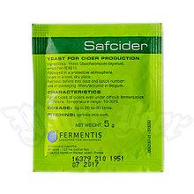 """Дрожжи для сидра сухие Safcider """"Fermentis"""" (5 гр.)"""