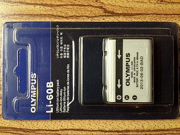 Акккумулятор olympus li-60b.