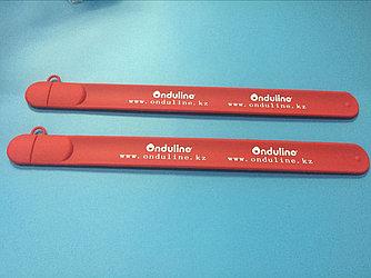 Флешка слэп браслет 4 гб. Бесплатная доставка по Казахстану.