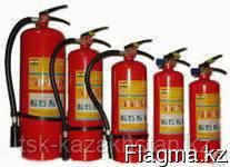 Перезарядка огнетушителей