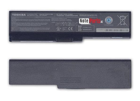 Аккумулятор для ноутбука TOSHIBA PA3817U-1BRS, фото 2