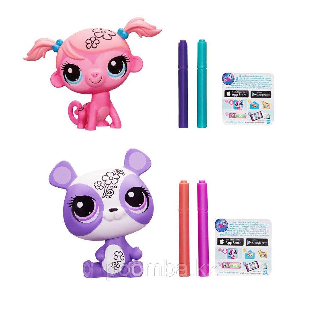 Littlest Pet Shop - Набор Укрась зверюшку