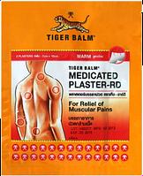 Пластырь противоспалительный разогревающий Tiger Balm
