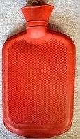 Грелка резиновая 2000 мл (красная,синяя,зеленая)