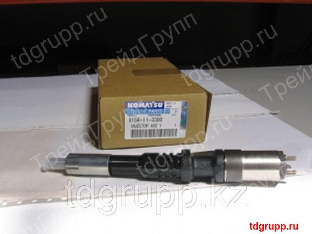 6156-11-3300 Форсунка Komatsu PC-400-7