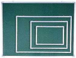Изготовление магнитно маркерных и меловых досок, под заказ