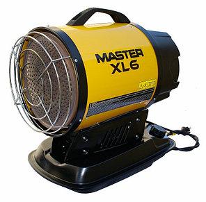 Дизельный инфракрасный обогреватель MASTER: XL 6  (17 кВт), фото 2