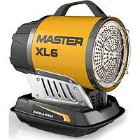 Дизельный инфракрасный обогреватель MASTER: XL 6  (17 кВт)