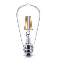 Филаментная LED лампа Philips Classic 6W 2700K, фото 1
