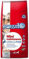 101180 Forza10 Mini Adult Maintenance, Форца10 корм из оленины с картофелем для собак мелких пород, уп. 2кг.