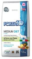 11779 Forzа10 Medium Diet cer|pat,Форца10 диетический корм из оленины и картофеля для собак средних пород,уп12