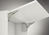 Подъемный механизм Free Flap 3,15, серый, С, для фасадов высотой 400-600 мм
