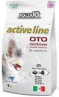 100466 Froza10 Oto Active, Форца 10 диетический корм для собак для защиты слухового аппарата, 10кг.