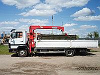 Аренда крана манипулятора с грузовой люлькой (для высотных работ)