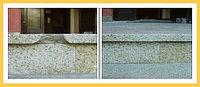 Реставрация и кристаллизация мраморных ступеней