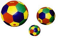 Мячик детский мягкий кожзам