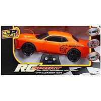 New Bright  Игрушка р/у Challenger Hellcat