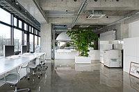 Организация рабочего пространства Open Space