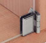 Навес для стеклянных дверей от 4-6 мм, фото 1
