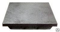 Плита поверочная чугунная 400х400мм