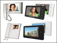 Видеодамафоны и Электро замки