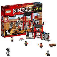 Lego Ninjago Побег из тюрьмы Криптариум